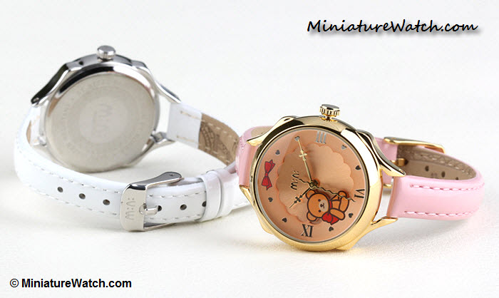 Classic Teddy Bear Mini Watch 3
