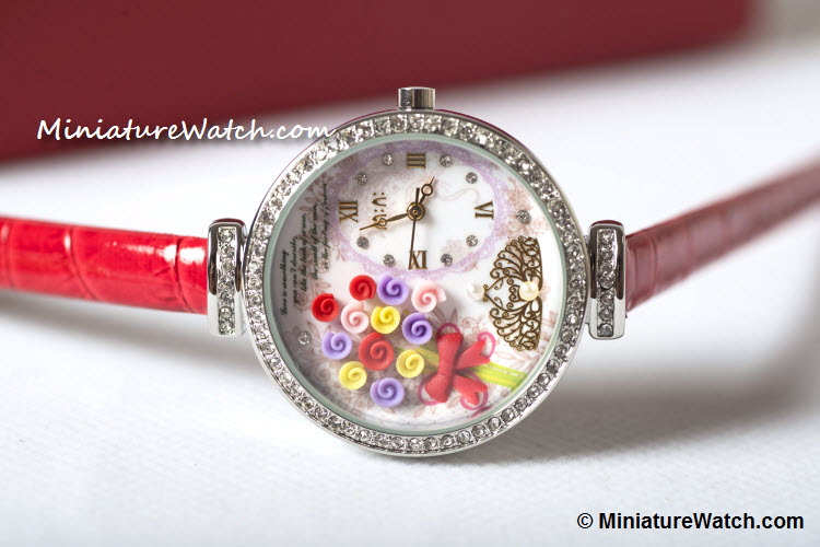 Flower Bouquets Mini Watch 2
