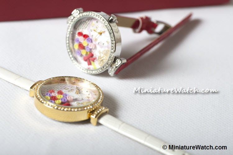 Flower Bouquets Mini Watch 3