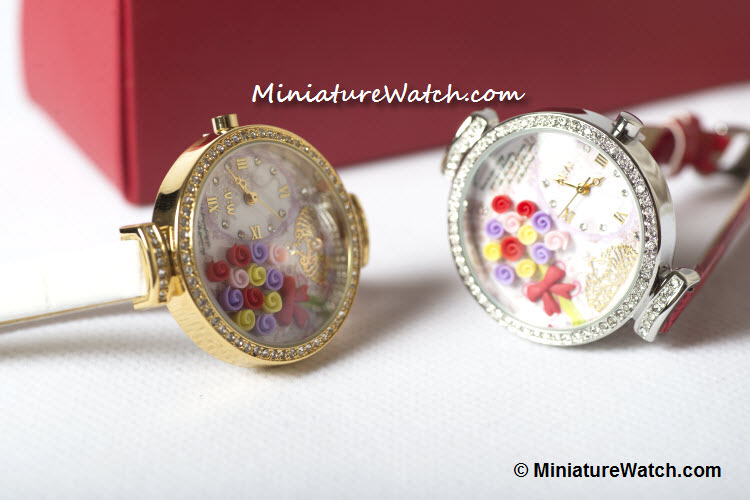 Flower Bouquets Mini Watch 4