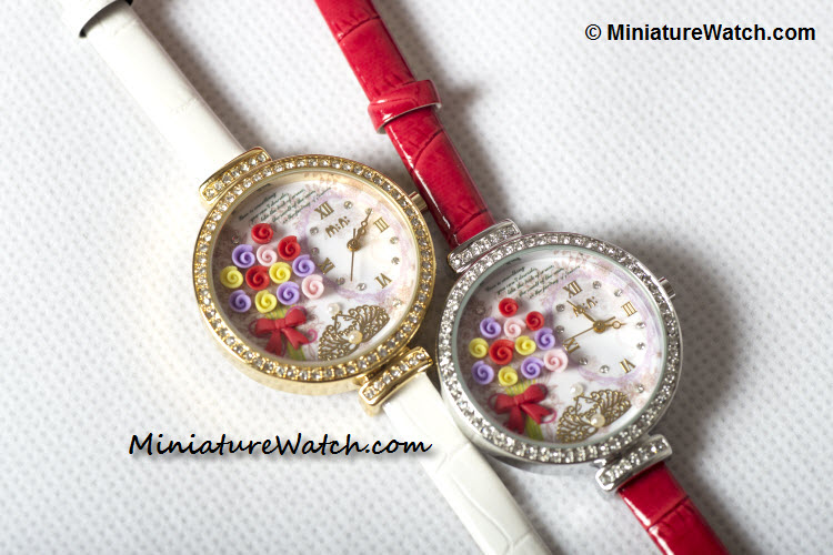 Flower Bouquets Mini Watch 5