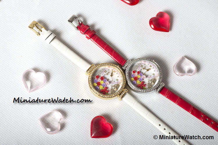 Flower Bouquets Mini Watch 6