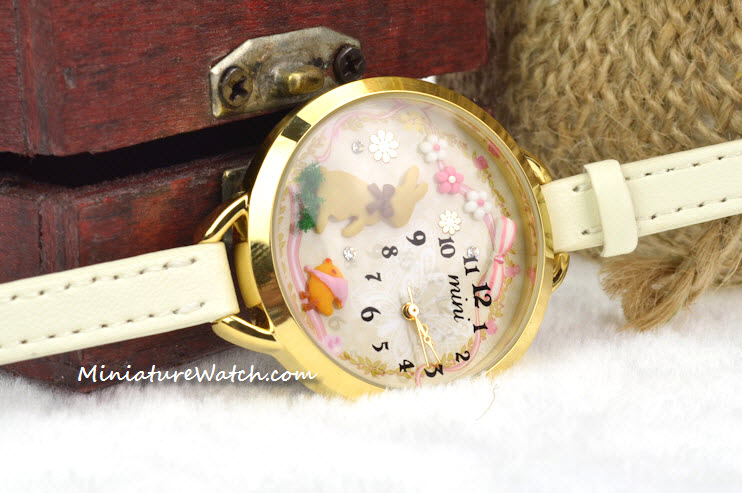 Gold Rabbit Mini Watch 3