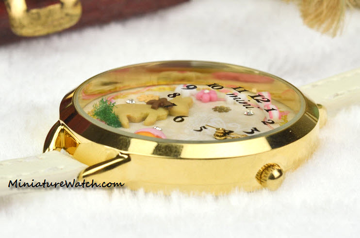 Gold Rabbit Mini Watch 5