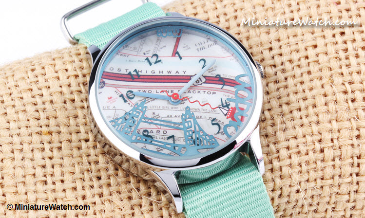 Lovely London Mini Watch