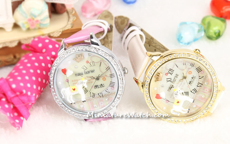 Mini Horse Mini Watch 3a