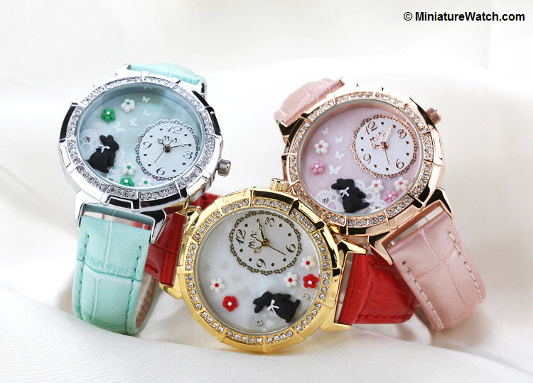 Princess Rabbit Mini Watch 1