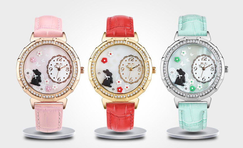 Princess Rabbit Mini Watch 2