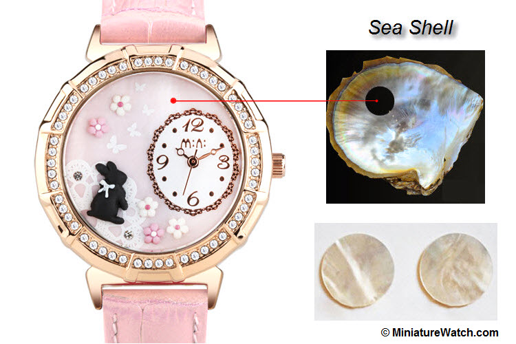 Princess Rabbit Mini Watch 4