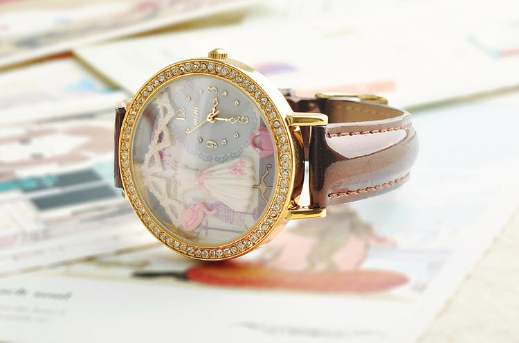 Princess mini watch 001
