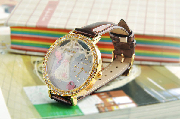 Princess mini watch 002