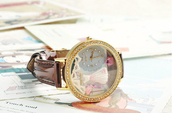 Princess mini watch 003