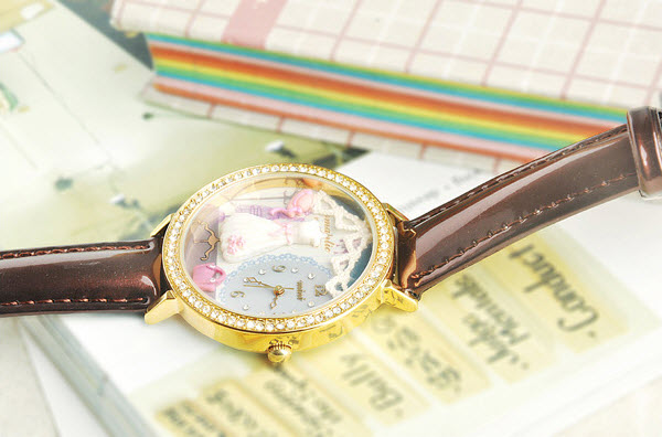 Princess mini watch 004