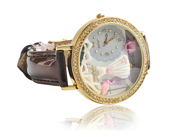 Princess mini watch