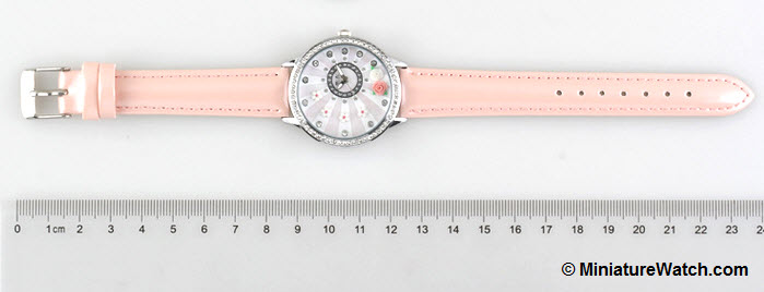 blooming flower mini watch 3