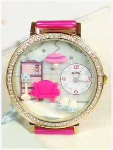 Home Sweet Home Mini Watch