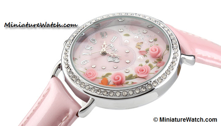 love and romance mini watch 3