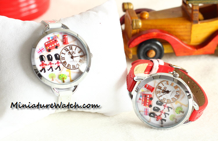 red london mini watch 4