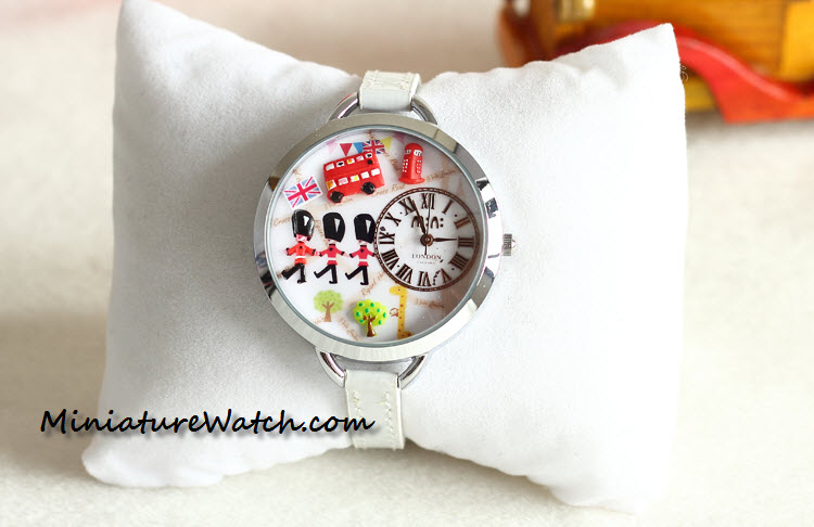 red london mini watch 7