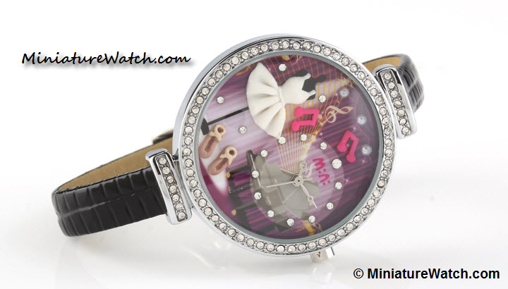 the ballet mini watch