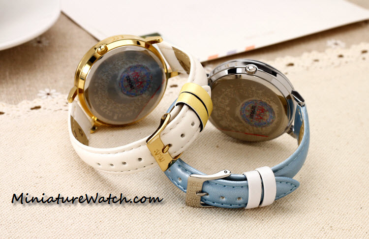 wonderful day double glass mini watch 3