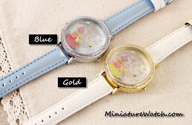 wonderful day double glass mini watch 7