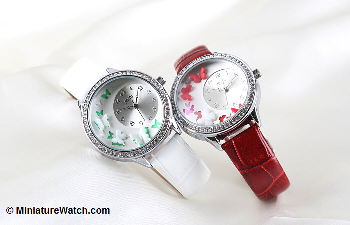 Butterfly Mini Watch 2
