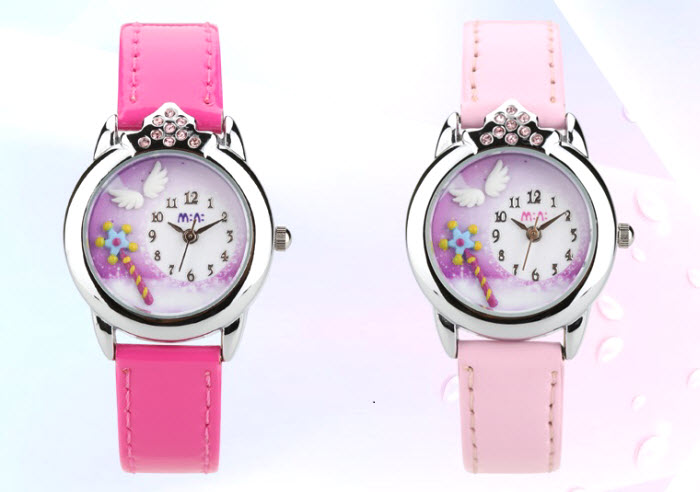 Little Angel Kids Mini Watch